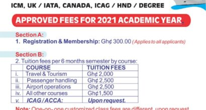 Courses and Fees